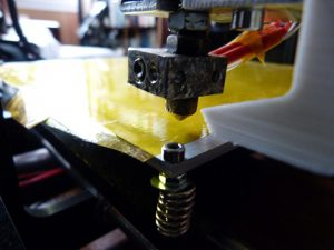 Best Way to Calibrate a 3d Printer : z up 1mm