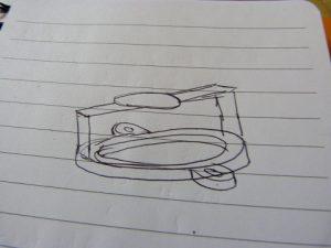 3d printer project ideas: quick sketch