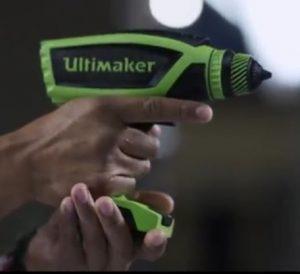 ultimaker 3 dual colour prints