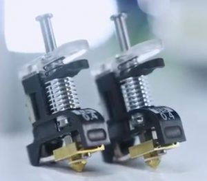 ultimaker 3 dual print heads