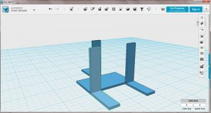 3d printer project ideas: both parts merged