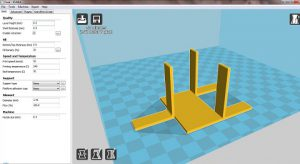 3d printer project ideas: old cura