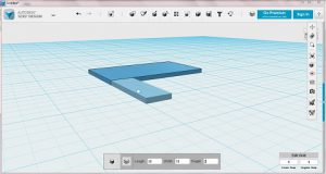 3d printer project ideas: first foot