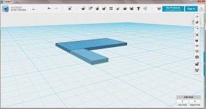 3d printer project ideas: highlight block