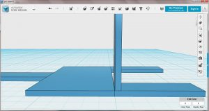 3d printer project ideas: first upright