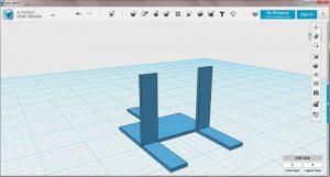 3d printer project ideas: second upright