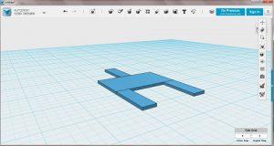 3d printer project ideas: three feet
