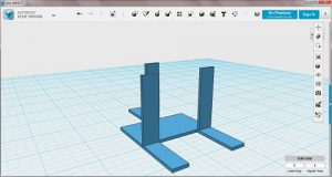 3d printer project ideas: third upright