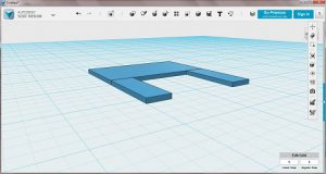 3d printer project ideas: two feet