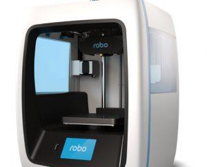 robo 3d c2 printer - lead shot