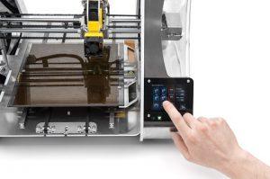 zmorph 3d printer touchscreen