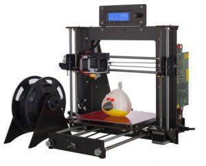 3d printer anatomy : prusa i3