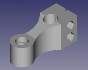 File Formats for 3D Printers : cad shaded