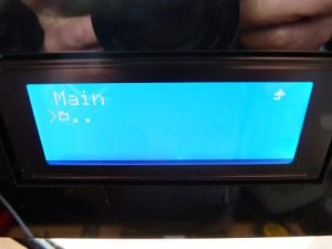 My 3d Printer's not Reading My SD Card: no card