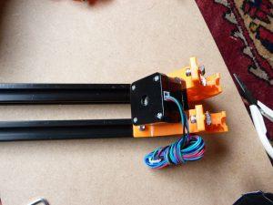 build your own 3d printer kit base frame