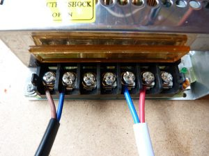 low voltage connections