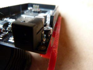 controller screws loose