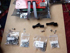lcd mounting kit