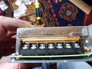 power supply markings