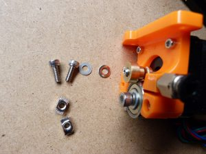 extruder parts