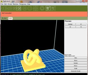 qidi tech 3d printer software