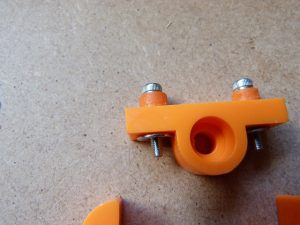 build your own 3d printer kit side carriage adjuster assembly