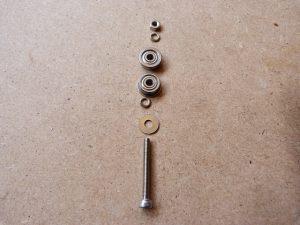 new proposed bearing kit