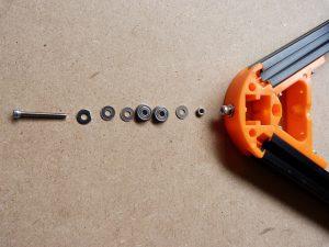 build your own 3d printer kit top bearing original