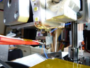 printer problems maxtemp screwed in thermistor