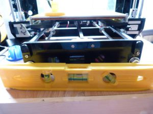 Where to place your 3d printer for the best results :level surface