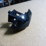 how to smooth pla prints : polished side