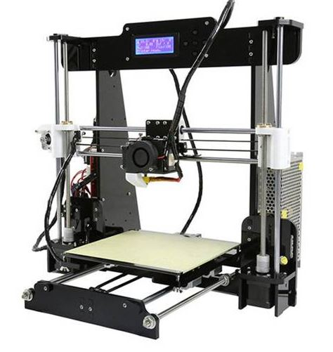 5 mods for the anet a8 3d printer best 3d printer for Made with 3d printer