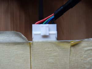 Anet A8 problems : bed connector
