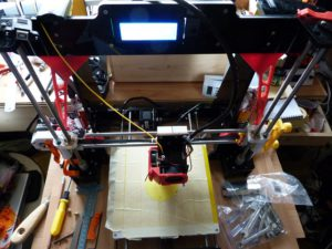 Anet A8 problems : frame
