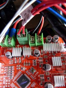 Anet A8 problems : mosfets