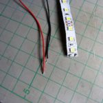 anet a8 upgrades : wires soldered
