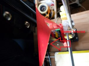 5 mods for te anet a8; sumo braces