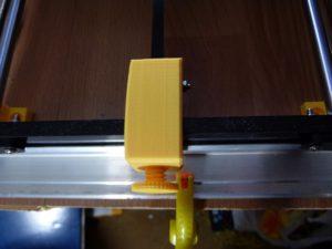 y axis belt tensioner