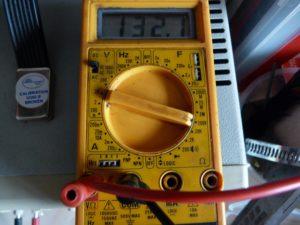 multimeter resistance measurement 1