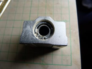 anet a8 bearing replacement - pillow block
