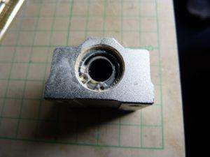 anet a8 bearing replacement - pillow block