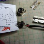 how to wire plugin aux conn