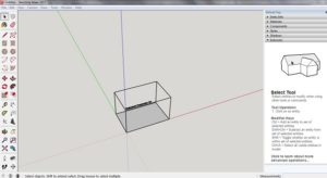 sketchup make with 3d printer
