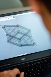 3d cad drawing