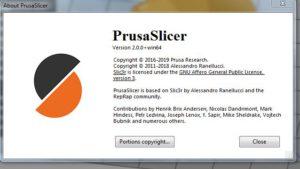 prusa slicer logo